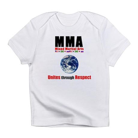 Buy MMA respect Infant T-Shirt