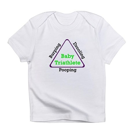 Baby Triathlete Infant T-Shirt