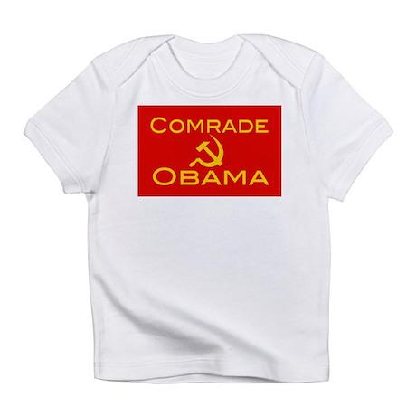 Comrade Obama Infant T-Shirt