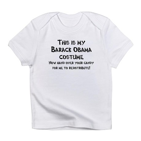 Obama Halloween Infant T-Shirt