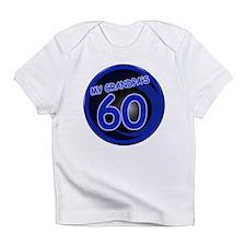 Grandpa's 60th Bday Infant T-Shirt