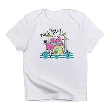 rock star (pink) Infant T-Shirt