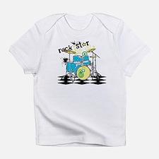 rock star (blue) Infant T-Shirt