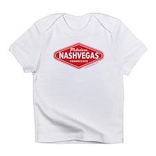 Fabulous NASHVEGAS TM Logo Infant T-Shirt
