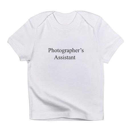 photographer's assistant Infant T-Shirt