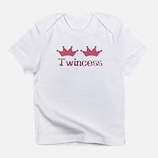 Twincess (Princess) - Infant T-Shirt