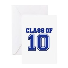 Class of 2010 Greeting Card