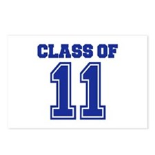 Class of 2011 Postcards (Package of 8)