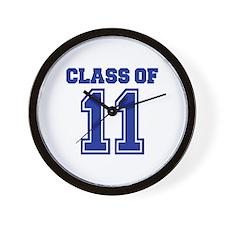 Class of 2011 Wall Clock