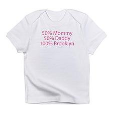 100% Brooklyn Infant T-Shirt