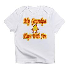 firefighting Infant T-Shirt
