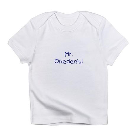 Mr. onederful Infant T-Shirt
