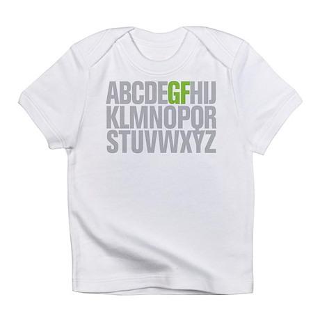 GF Alphabet Infant T-Shirt