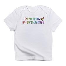 Grab Your Flip-Flops Infant T-Shirt