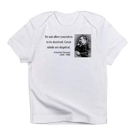 Nietzsche 3 Infant T-Shirt
