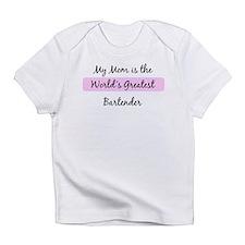 Worlds Greatest Bartender Infant T-Shirt