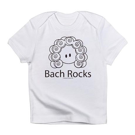 Bach Rocks Bach Infant T-Shirt