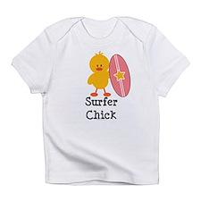 Surfer Chick Infant T-Shirt