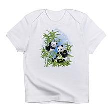 Panda Bears Infant T-Shirt