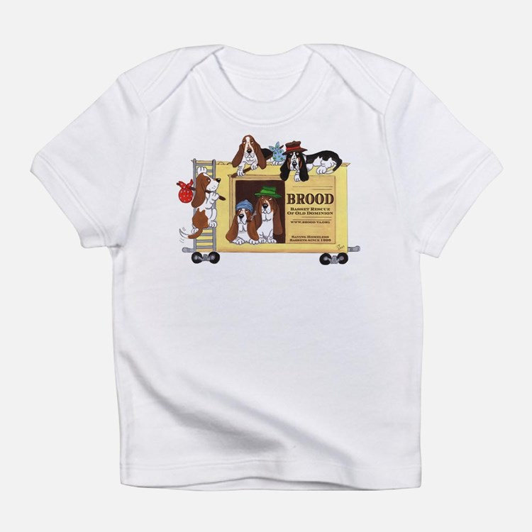 Ramble Boxcar Infant T-Shirt