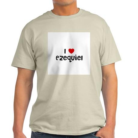 I * Ezequiel Ash Grey T-Shirt