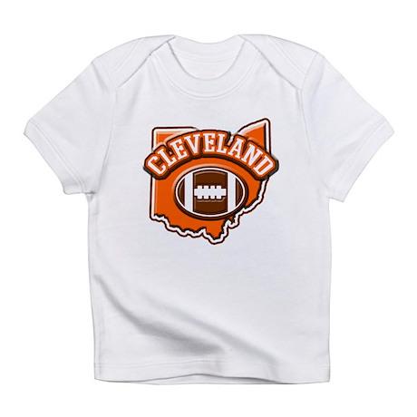 Cleveland Football Infant T-Shirt