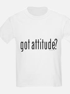 got attitude? by Danceshirts.com T-Shirt