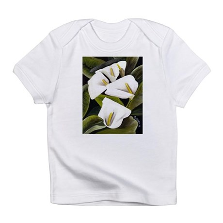 Calla Lily Infant T-Shirt