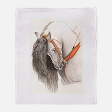 Andalusian Throw Blanket