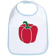 Bell pepper Bib