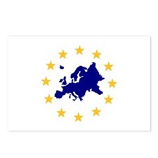 Europe Postcards (Package of 8)