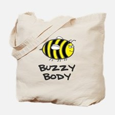 'Buzzy Body' Tote Bag