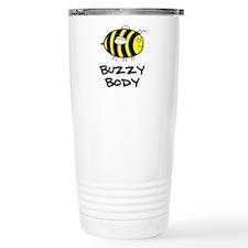 'Buzzy Body' Travel Mug