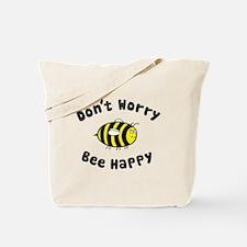 'Bee Happy' Tote Bag