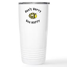 'Bee Happy' Travel Mug