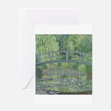 The Waterlily Pond: Green Harmony, 1899 by Claude
