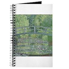 Cute Monet Journal