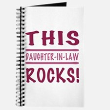 This Daughter-In-Law Rocks Journal