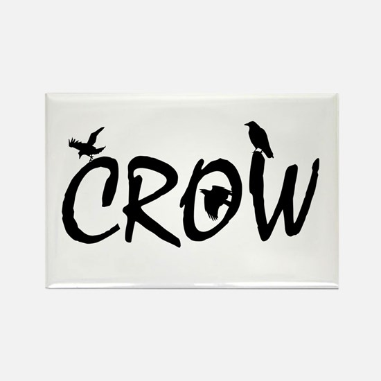 CROW Rectangle Magnet