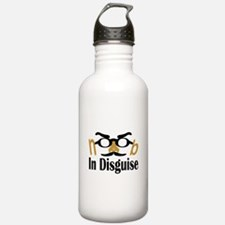 Noob in Disguise Water Bottle