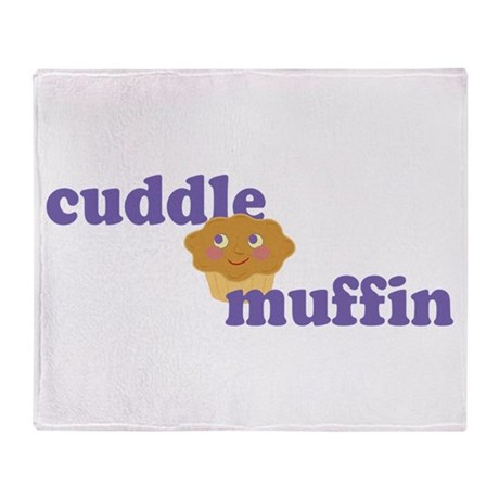 Cuddle Muffin Throw Blanket