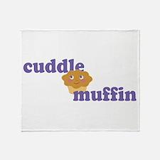 Cuddle Muffin Throw Blanket