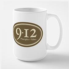 9-12 Principles and Values Large Mug