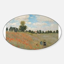 Funny Claude monet Decal