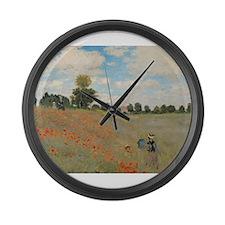 Cute Argente Large Wall Clock