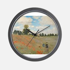 Funny Monet Wall Clock