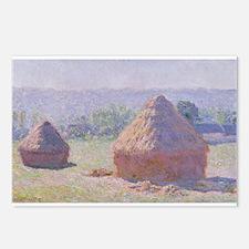Unique Claude Postcards (Package of 8)