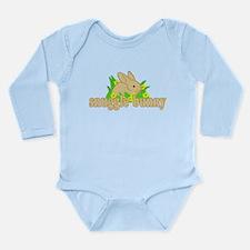 Snuggle Bunny Long Sleeve Infant Bodysuit