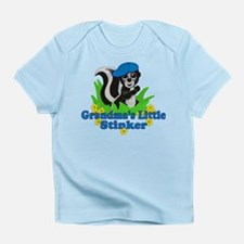 Grandma's Little Stinker Boy Infant T-Shirt