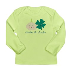 Garlic & Gaelic Long Sleeve Infant T-Shirt